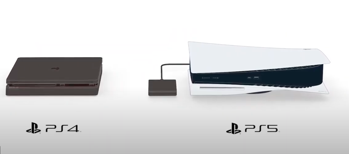 ps4 hdd to ps5 hdd
